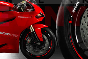 Race Stripes Ducati