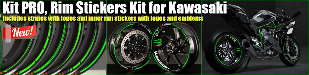 Kit Pro Kawasaki Banner EN