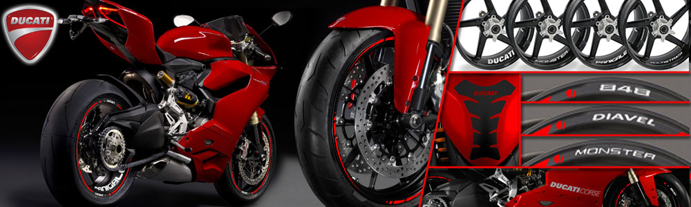 Click here to see all DUCATI Items