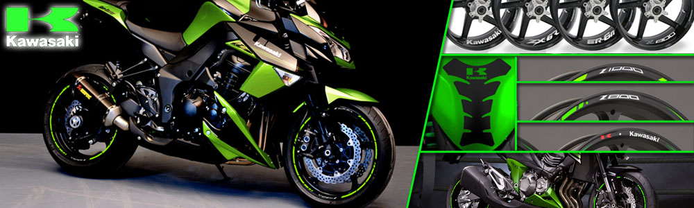 Click here to see all KAWASAKI Items