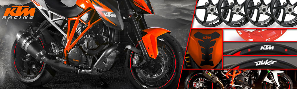 Click here to see all KTM Items