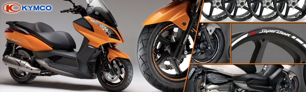 Click here to see all KYMCO Items