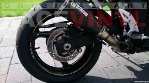 Racevinyl SUZUKI GSR 750 02 Nico Boonen vinilo pegatina adhesivo llanta tuning moto rueda bandas stripe rim vinyl sticker stripes bike wallpaper