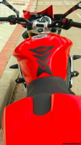 Racevinyl Triumph Streettriple 04 tankpad protector carbono tanque kit pegatina vinilo llanta rueda moto adhesivo cinta tira banda stripe sticker vinyl rim wheel tuning bike