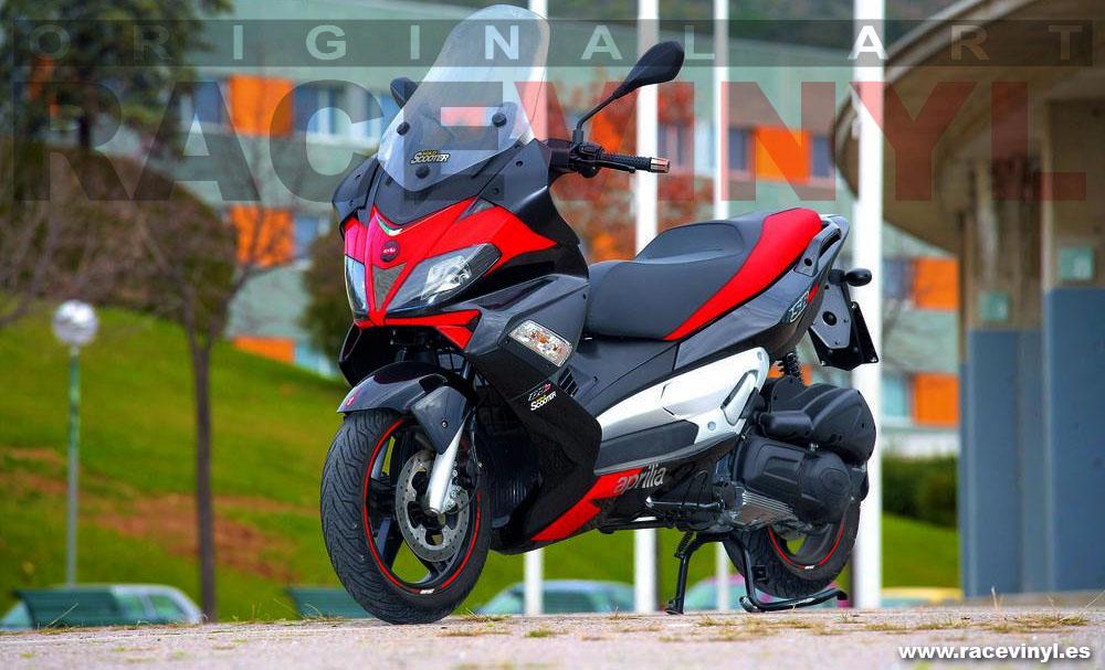 New Kit Available For Aprilia Srmax Rims Racevinyl Europe