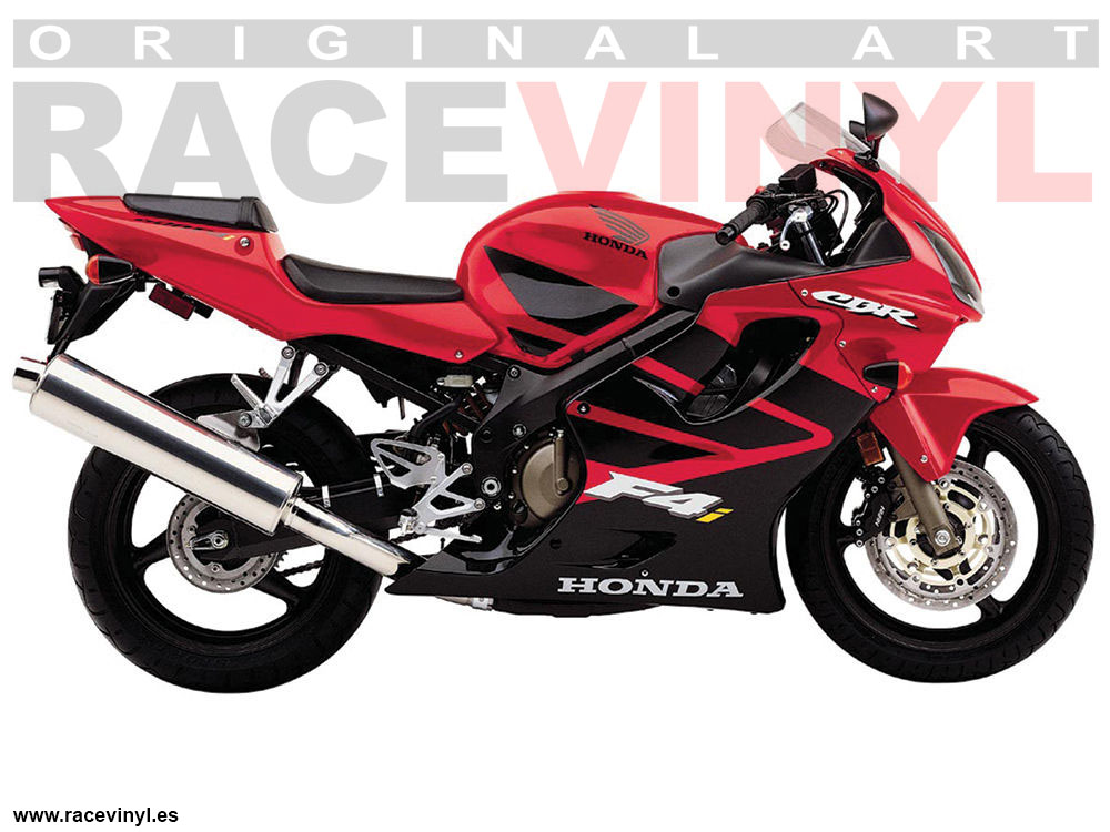 cbr 600 f4i 01 06 racevinyl europe vinyl sticker kits for rims fairing covers etc. Black Bedroom Furniture Sets. Home Design Ideas