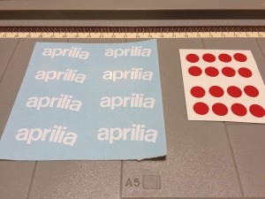 Bandas Aprilia