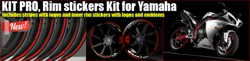Kit Pro Yamaha Banner EU