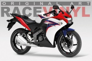 La nueva Honda CBR125R