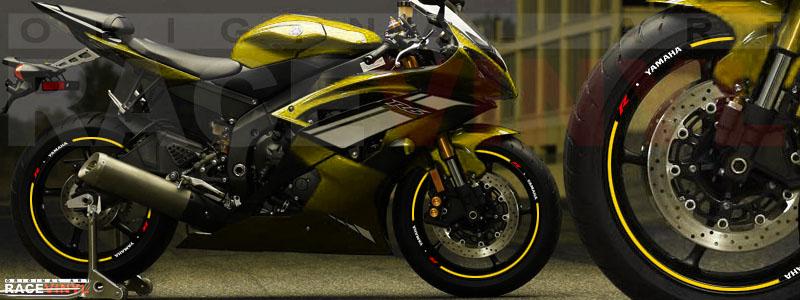 Yamaha YZF R1 (R6)
