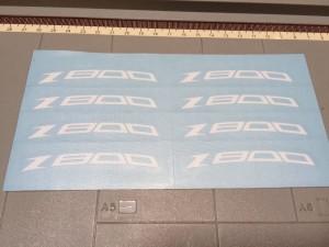 Bandas Kawasaki Z800