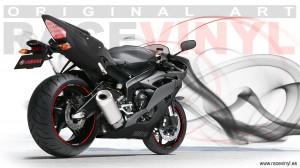 _Racevinyl Wallpaper 03 YAMAHA YZF R6 600 R Thundercat pegatinas adhesivos llanta vinilo rim sticker stripes moto