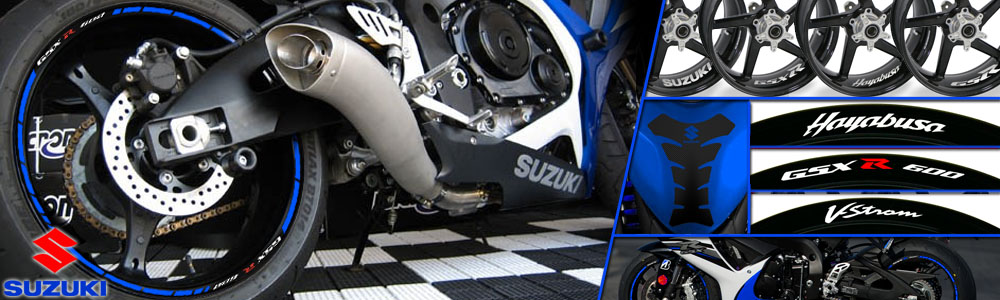 Click here to see all SUZUKI Items