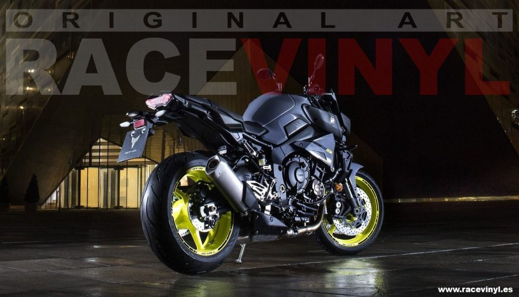 Yamaha MT10 Gallery