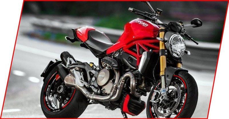 Slider Kit Pro Ducati Monster