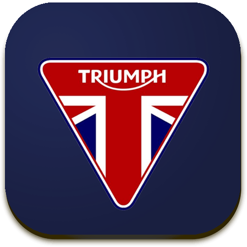 Stickers for Triumph