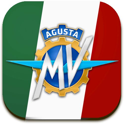 Stickers for MV Agusta