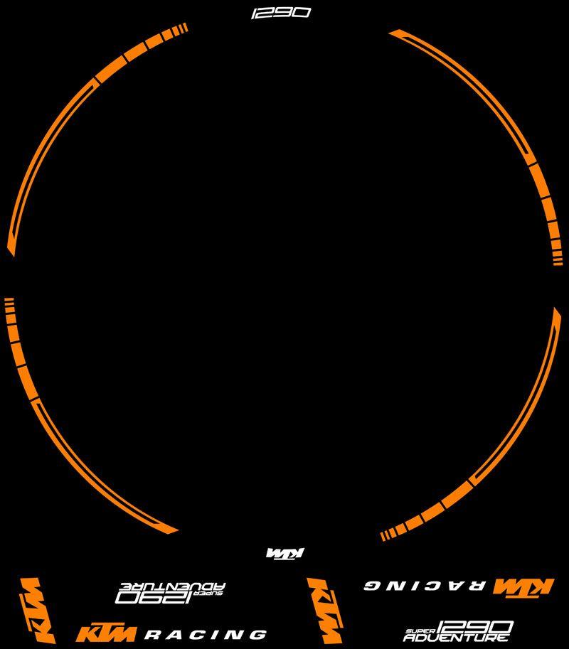 Contenido Kit PRO KTM Racing 1290 Superadventure