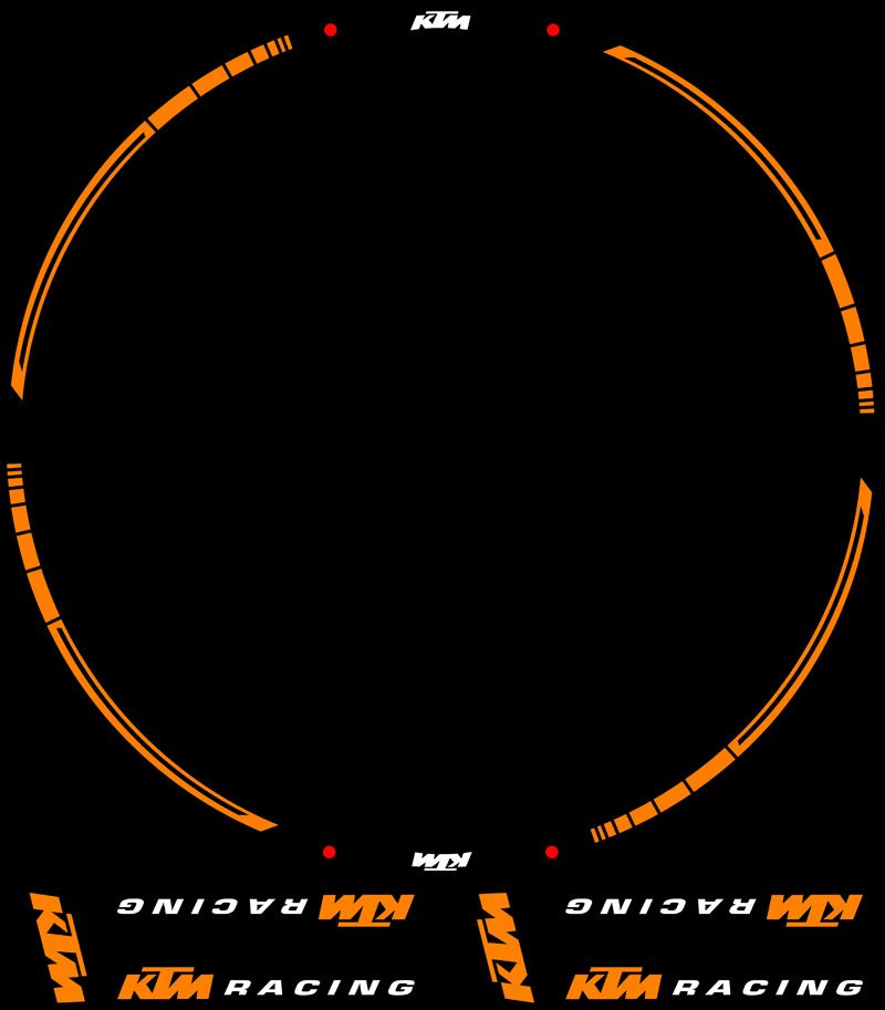 Contenido Kit PRO KTM Racing