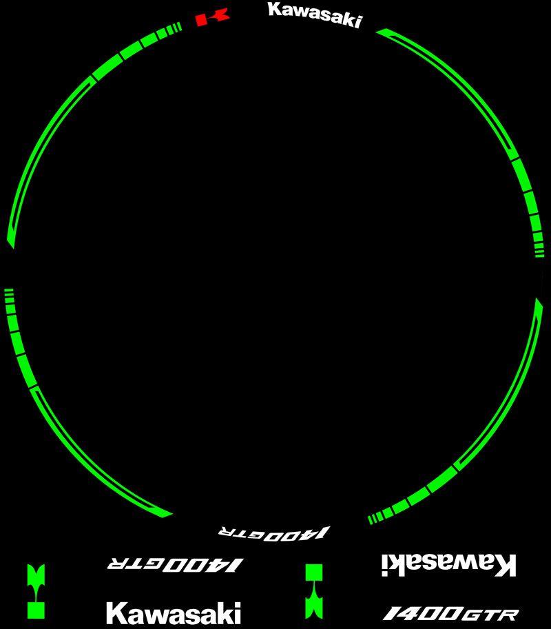 Contenido Kit PRO Kawasaki GTR1400