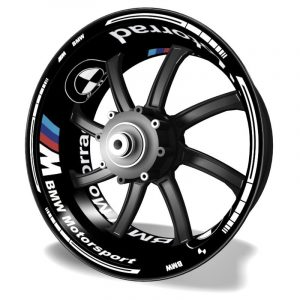 Kit PRO Diseño Exclusivo BMW Motorsport M vinilos adhesivos