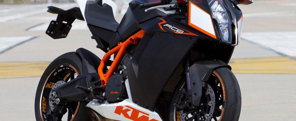 KTM RC8 Kit PRO ejemplos para personalizar la moto