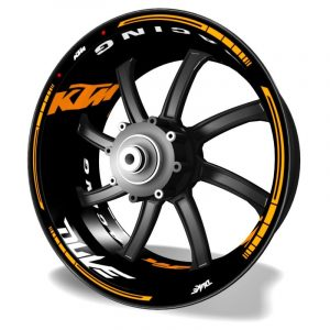 Vinilos Kit PRO KTM Duke adhesivos y pegatinas para motos