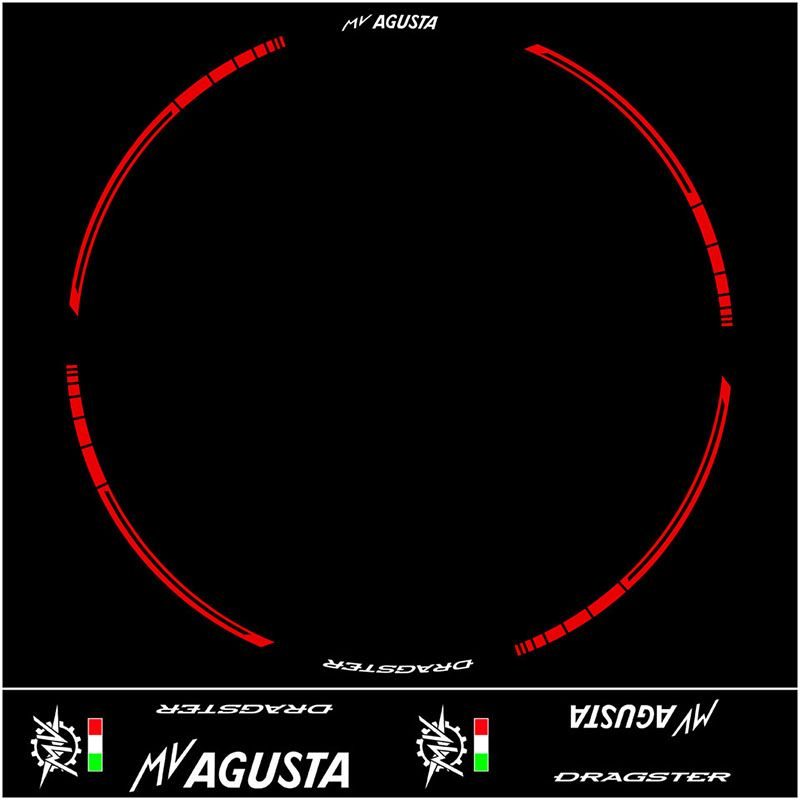 esquema kit pro mv agusta dragster