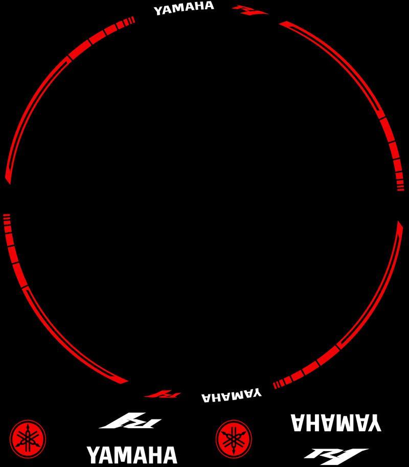 Contenido Vinilos Kit PRO Yamaha R1