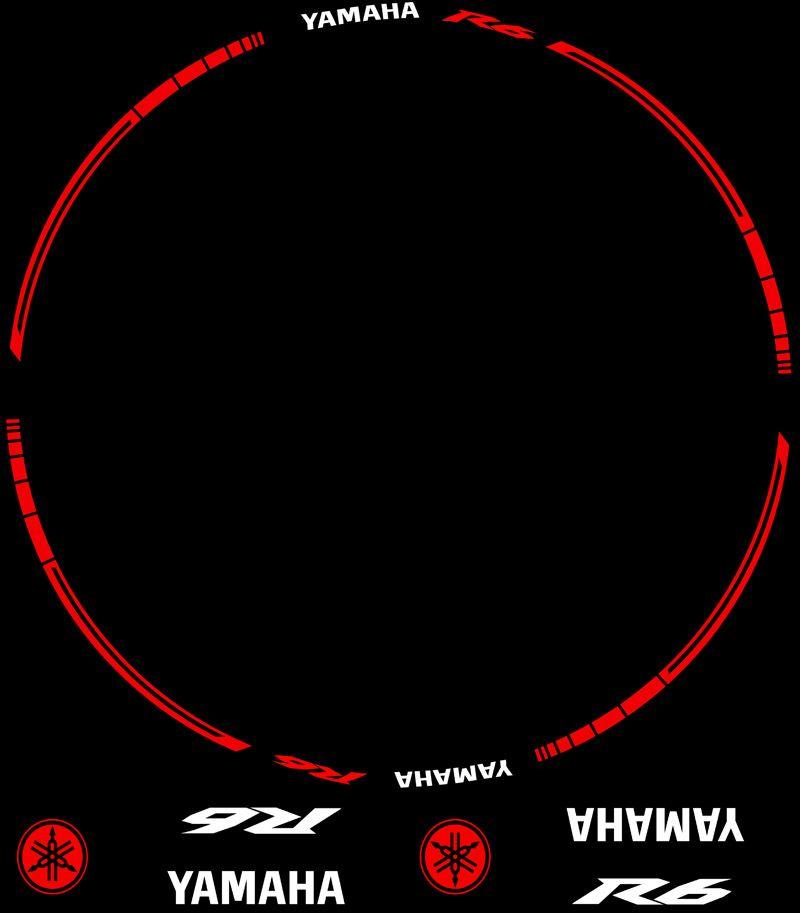 Contenido Vinilos Kit PRO Yamaha R6