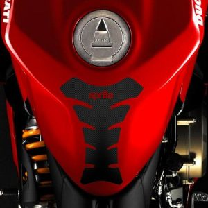 Tankpads and vinyl stickers protections for motorcycles Aprilia