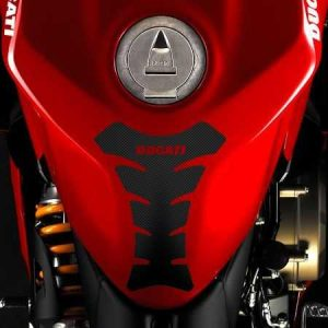 Tankpads and vinyl stickers protections for Motorcycles Ducati