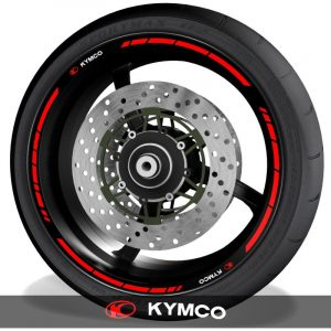 Rim Stripes Kit for Kymco