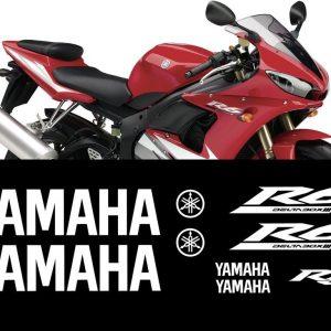 Fairing kits in vinyl for Yamaha