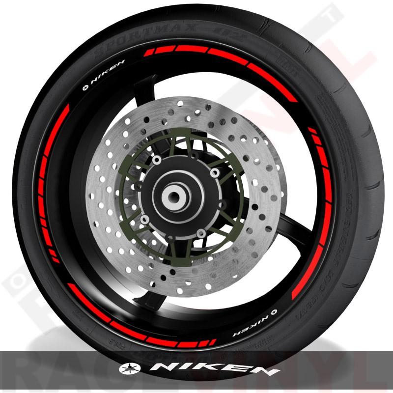 Pegatinas y accesoriosvinilo perfil de llantas Yamaha Niken speed