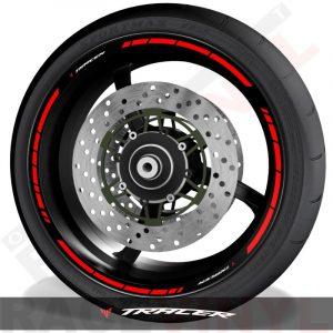 Vinilos y accesoriosvinilos perfil llantas Yamaha Tracer speed
