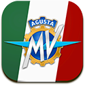 Accessories, stickers and vinyls for MV Agusta