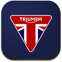Accessories, stickers and vinyls for Triumph