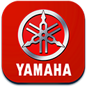 Accessories, stickers and vinyls for Yamaha