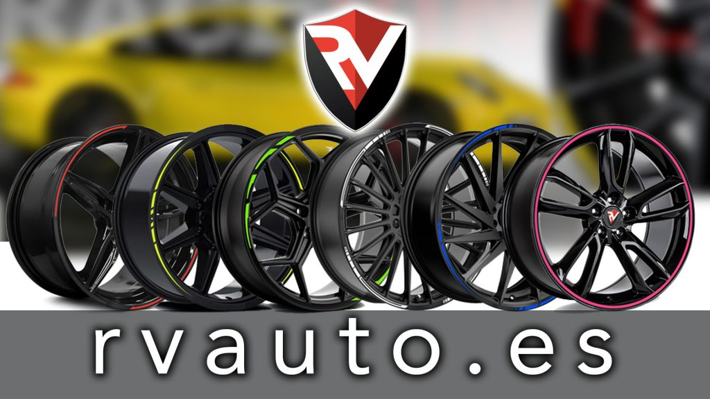 Banner rvauto.es car vinyl and accessories online shop
