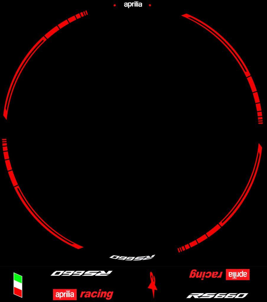 Aprilia RS660 Kit Pro Content Kit
