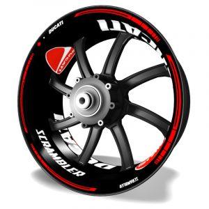 Ducati Scrambler Kit PRO