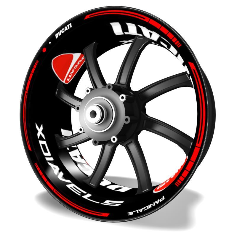 Ducati XDiavelS Kit Pro rojo